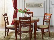 Обеденная группа для столовой и гостиной Лидер ЭЛИС 100-К, Руан, 4 шт...