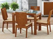 Обеденная группа для столовой и гостиной Лидер ФИДЖИ 85/70-C, ФИДЖИ, 4...