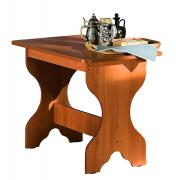 Кухонный стол МегаЭлатон Спарта Вишня