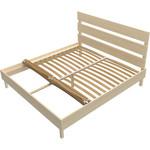 Кровать Промтекс-Ориент Киано 1 (80x200x90 см)