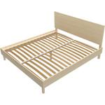 Кровать Промтекс-Ориент Ридли 1 (90x200x90 см)