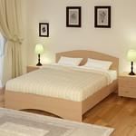 Кровать Промтекс-Ориент Рено 1 Ноче Гварнери (90x200x77 см)