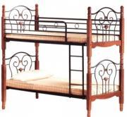 Tetchair Кровать 608 двухярусная Single Bed 90*200