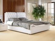 Кровать Орматек Como 5 White (TM-14), Без матраса, 1600 Х 1900 мм