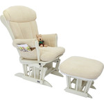 Кресло-качалка Tutti Bambini Rose GC75 White/cream