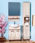 Комплект мебели для ванной Карибы 60 Бриклаер