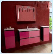 Мебель для ванной комнаты Astra Form Альфа II 90 белая