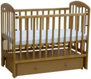 Кроватка детская Фея 328 медовый