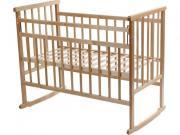 Кроватки Кровать детская Мой малыш 2 качалка