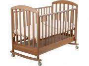 Кроватки Детская кроватка Papaloni Джованни качалка 120x60