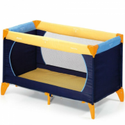 Манеж Hauck Dream`n Play yellow/blue/navy 604038