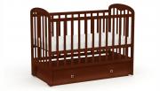Кроватка детская Фея 328 орех