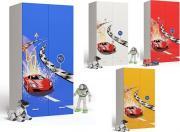 Шкафы Advesta Шкаф 2-х дверный Formula