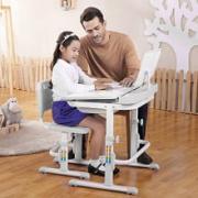 Kantor Kyddy S Pink Детская школьная парта трансформер + растущий стул