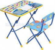 Ника Набор мебели (стол-парта+пластиковый стул)