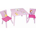 """Набор детской мебели стол и стулья Sweet Baby """"Duo"""" (little princess)"""