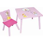 "Набор детской мебели стол и стул Sweet Baby ""Uno"" (little princess)"