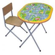 Комплект детской мебели Фея Досуг №202