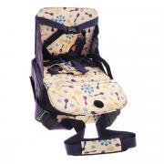 """Дорожный стульчик для кормления """"Munchkin"""", цвет: фиолетовый, бежевый...."""