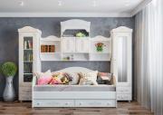 Комплект детской мебели Compass Ассоль КД-2 Белое дерево