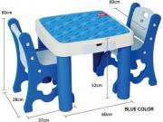 Столы и стулья Edu-Play Стол и два стула Edu Play [TB-9945]