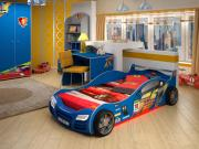 Комплект детской мебели Грифон Рейсер K1 Синий