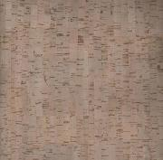 Пробковые обои Divina Cork Walls Lemon Lilac 5500x700x2mm (1рул-...