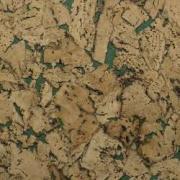 Настенная пробка Corkstyle (Коркстайл) Monte Green 600 x 300 x 3 мм...
