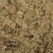 Настенная пробка Corkstyle (Коркстайл) Monte Nat 600 x 300 x 3 мм воск