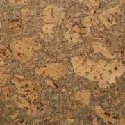 Настенная пробка Corkstyle (Коркстайл) Vico Grey 600 x 300 x 3 мм воск