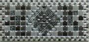 Керамическая плитка Andros Gris вставка 6x15 Andros STN Ceramica(СТН...