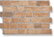 Brick Castanho 47x33 Brick Gresart Керамогранит Настенный базовый