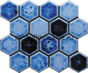 Hexa-25(4). Мозаика СОТЫ 66x77x10, серия Hexa, размер, мм: 275*240...