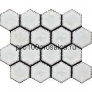 Hexa-21(4). Мозаика СОТЫ 66x77x10, серия Hexa, размер, мм: 275*240...