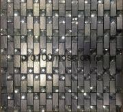 Olimp XI металл. Мозаика серия METAL, размер, мм: 300*300 (ORRO...