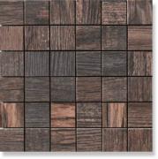 Керамическая плитка Serenissima Wild Wood Mosaico Tessera Wild Brown...