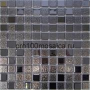 Silver Star 25. Мозаика серия GLASS, размер, мм: 295*295 (ORRO Mosaic)...