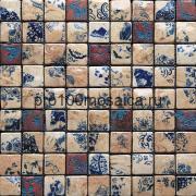 Hola-1(3). Мозаика 33x33x10, серия HOLANDA, размер, мм: 315*315...