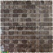 SULTAN DARK 23x23. Мозаика Anatolian Stone, 305*305 мм (CHAKMAKS) (ЕД....