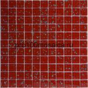 Rio Red. Мозаика серия GLASS, размер, мм: 295*295 (ORRO Mosaic) (ЕД....