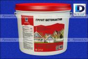 """De Luxe грунт """"Бетон Актив"""" для бетонных поверхностей 10 кг"""