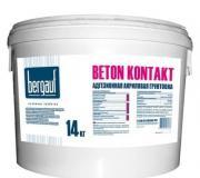 Bergauf «BETON KONTAKT» Морозостойкая адгезионная грунтовка (14 кг)