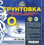 Грунтовка Мономах O2 (10 л)
