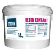 Bergauf «BETON KONTAKT» Адгезионная грунтовка (20 кг)