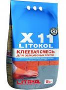 Клей плиточный LITOKOL X11 / ЛИТОКОЛ X11 (5 кг)