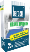 Клей Bergauf Keramik maximum для всех видов плитки и сложных оснований...