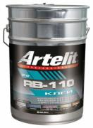 Artelit RB-110 (21 кг) однокомпонентный каучуковый паркетный клей