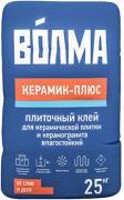 Плиточный клей ВОЛМА КЕРАМИК ПЛЮС (25 кг)