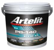 Artelit PB-140 (6 кг) двухкомпонентный полиуретановый паркетный клей