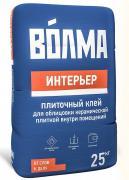 Плиточный клей ВОЛМА ИНТЕРЬЕР (25 кг)